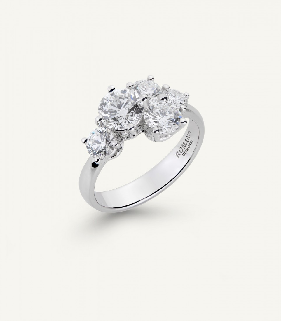 QUINLOGY RING 2.20 ct