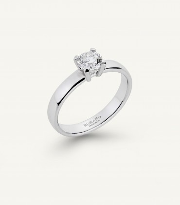 CASTEL SOLITAIRE RING 0.30 ct
