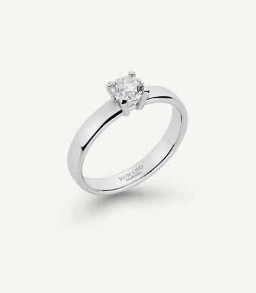 CASTEL SOLITAIRE RING 0.20 ct