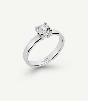 CASTEL SOLITAIRE RING 0.50 ct