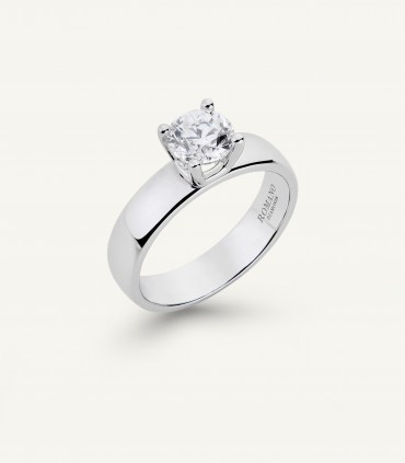 PHILOSOPHY SOLITAIRE RING 0.90 ct