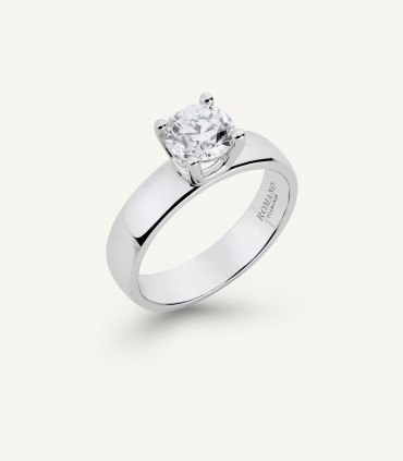 PHILOSOPHY SOLITAIRE RING 1.00 ct