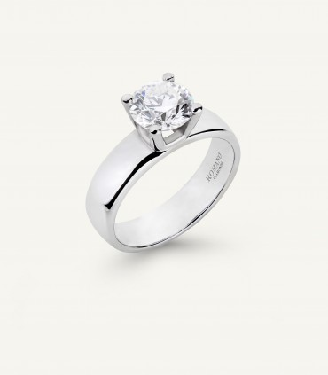 PHILOSOPHY SOLITAIRE RING 1.50 ct