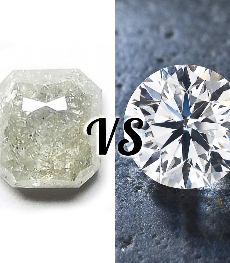 """Diamanti """"puri"""" o diamanti """"icy""""? Oltre le mode cosa è meglio scegliere"""