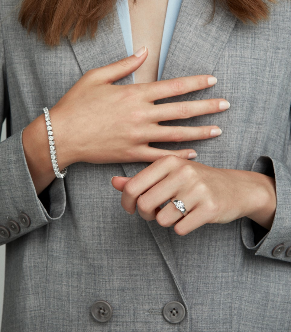 Diamanti etici, i gioielli per la pace