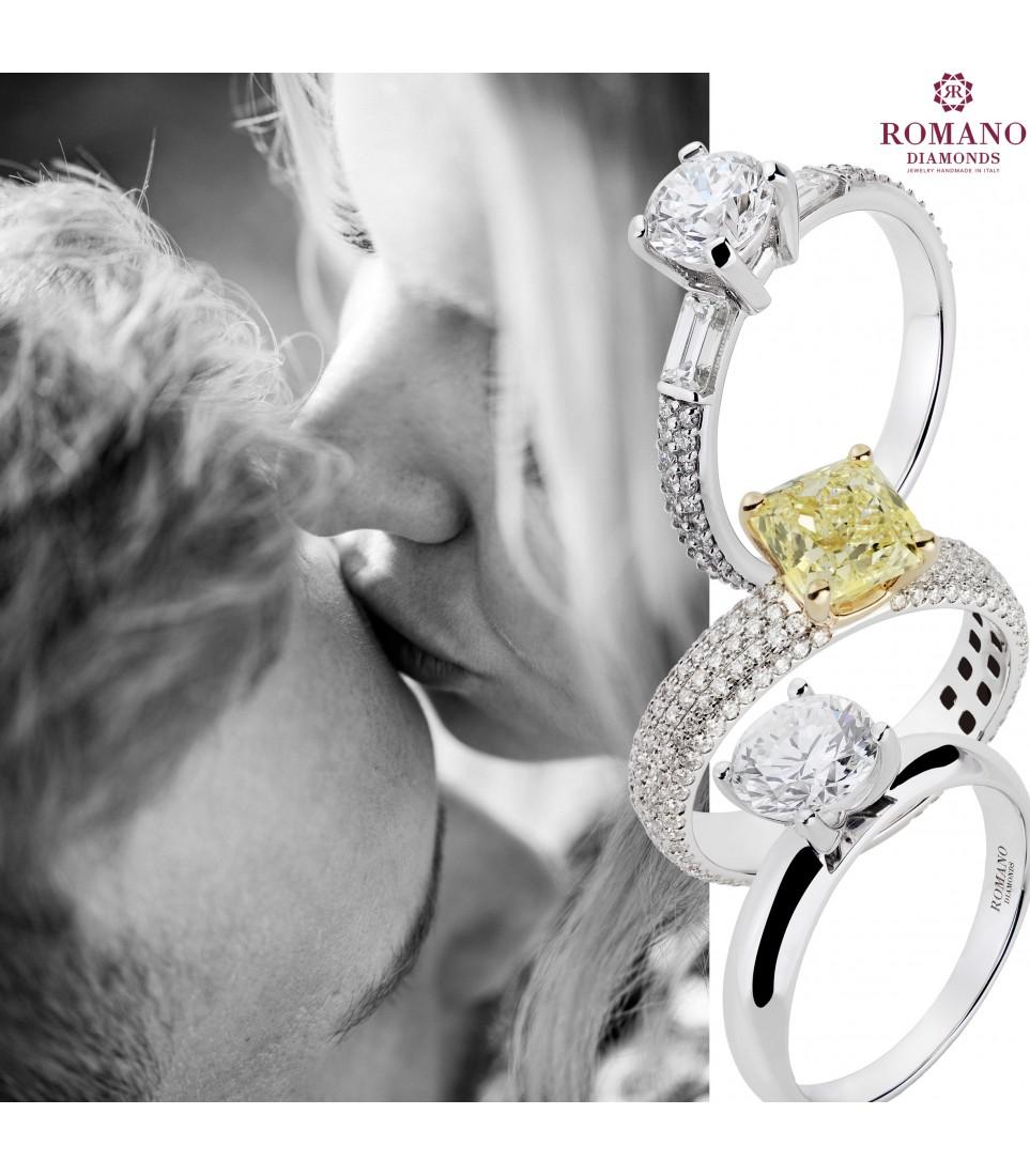 Anello di fidanzamento: un dono di valore, un sigillo d'amore