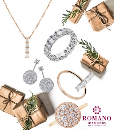 Christmas gifts for her: 5 gifts in diamonds for 5 special women