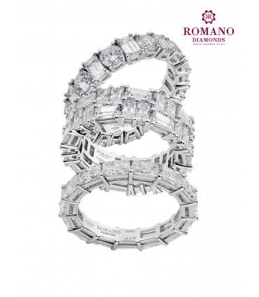 Diamond cuts: the art of releasing light by Romano Diamonds gems