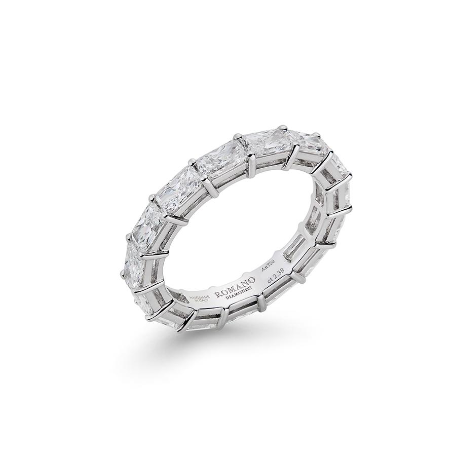 Diamanti etici certificati-Romano Diamonds
